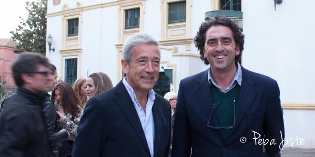 Salvador Pacheco y Manuel Juliá, Teatro Lope de Vega