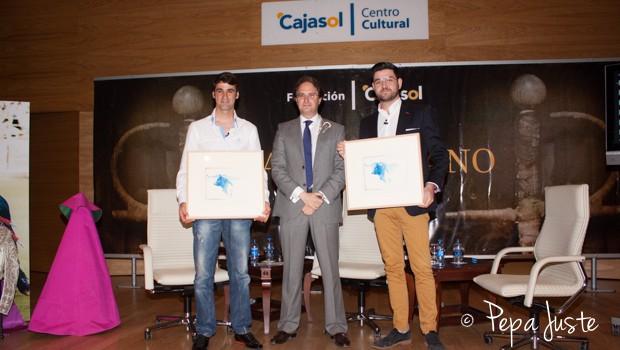 Jesulín de Ubrique, José Enrique Moreno y Manu Sánchez