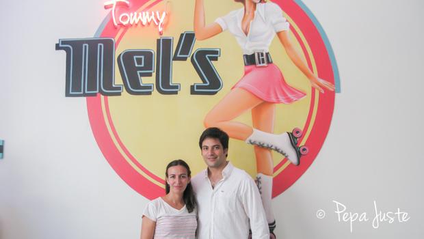 Los propietarios de esta franquicia, Cristina Cámara y Fernando Fernandez de Mesa