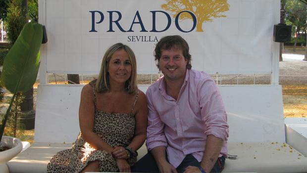 Mariola Vidal y Jaime Moya