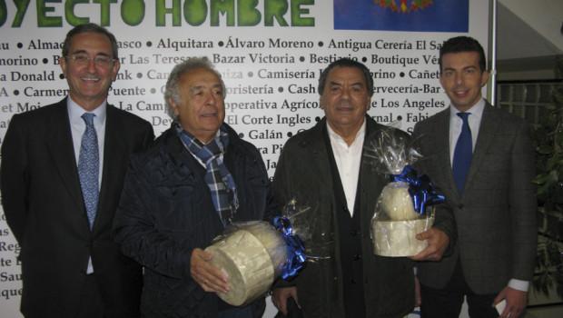 Antonio Fragero , Los del Rio y Jerónimo Fernández Pachón