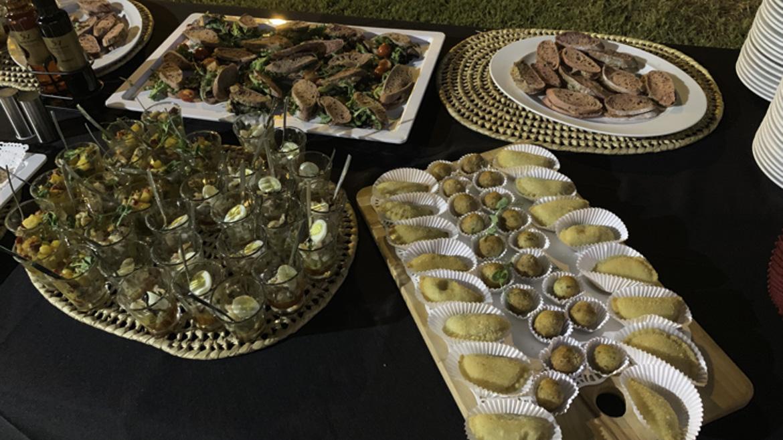 Variada gastronomía de la región del Algarve