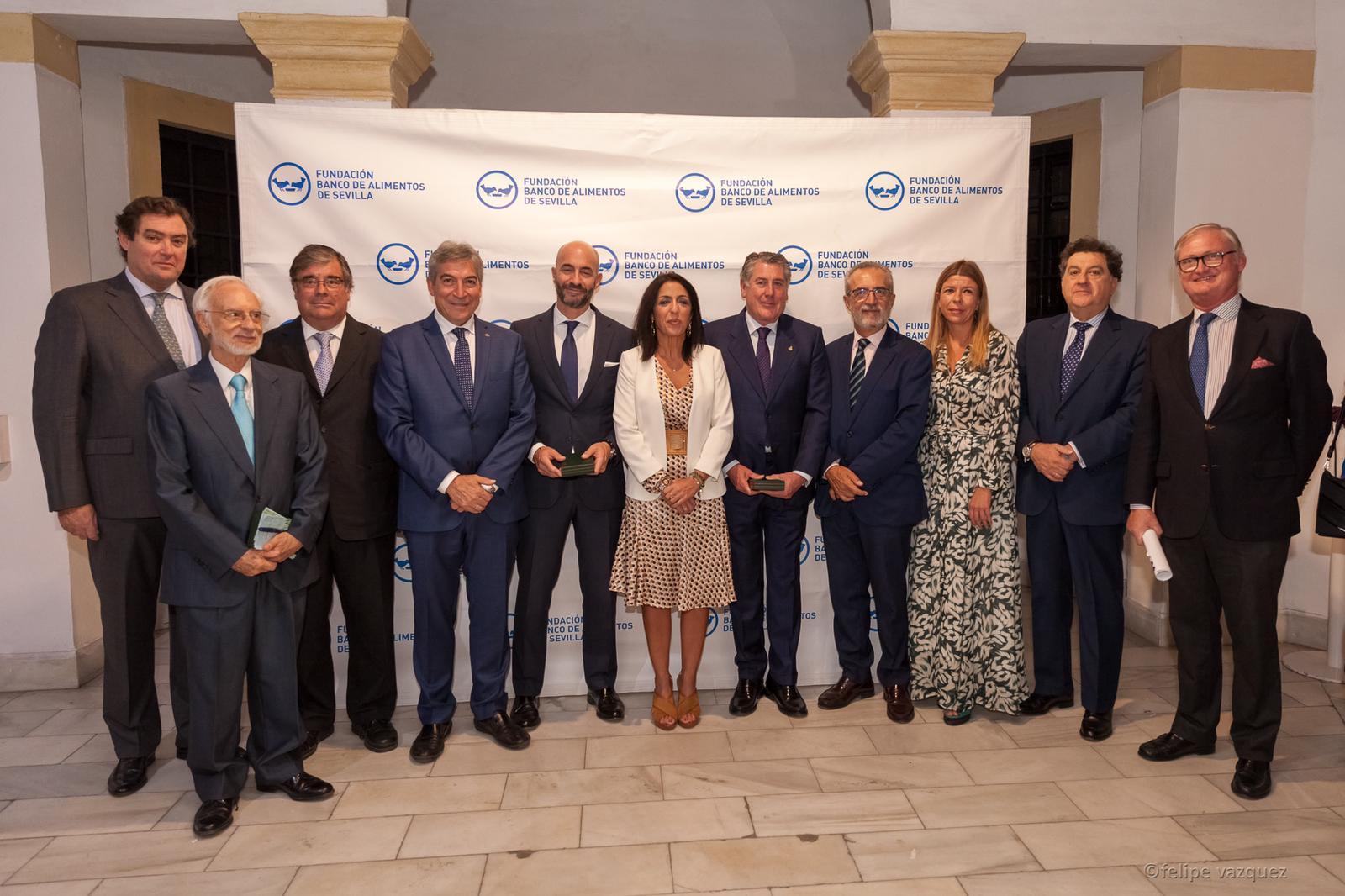 Premios de la Fundacion Banco de Alimentos