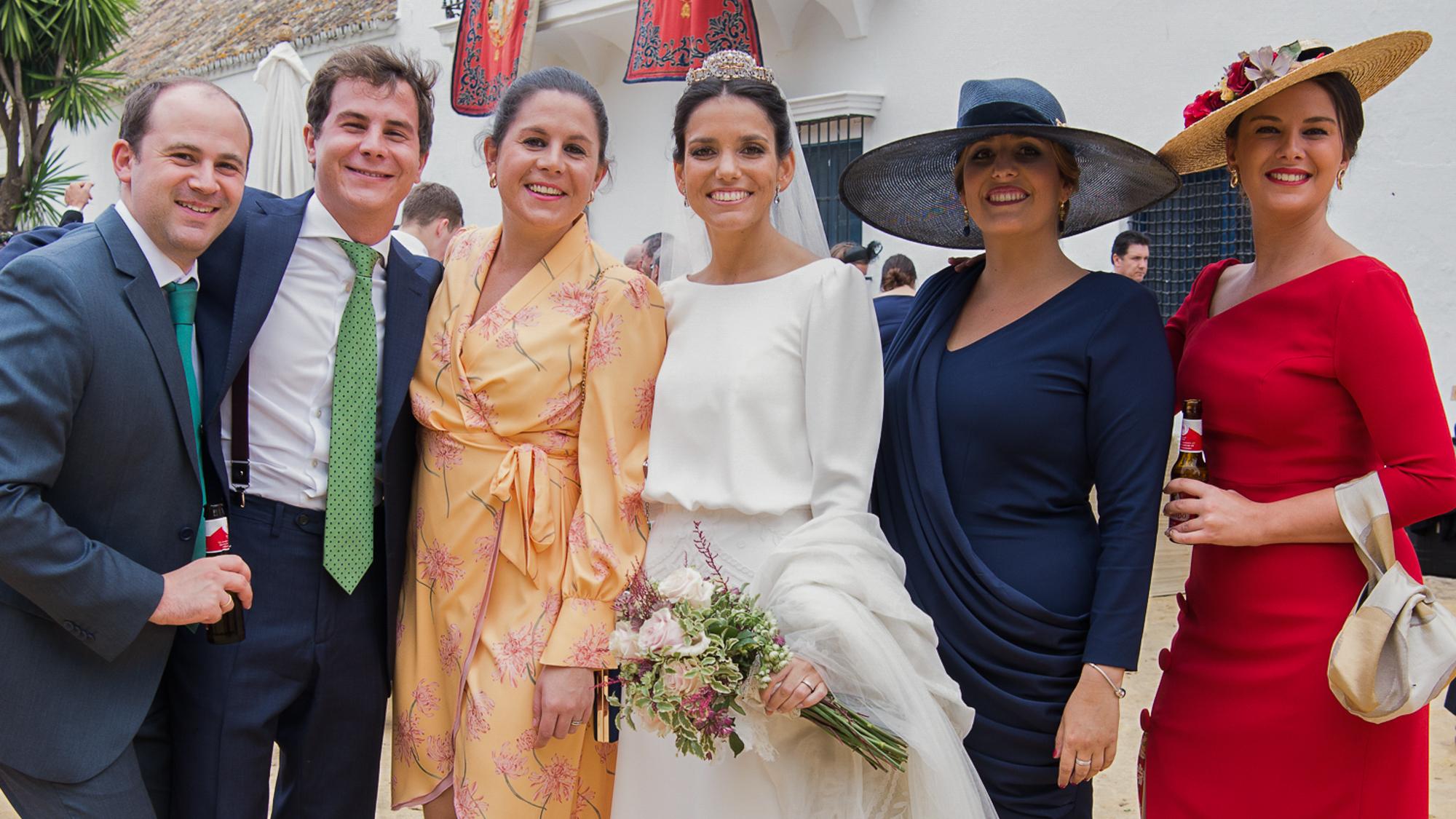 Enlace Moises Sampedro - Amparo Santos