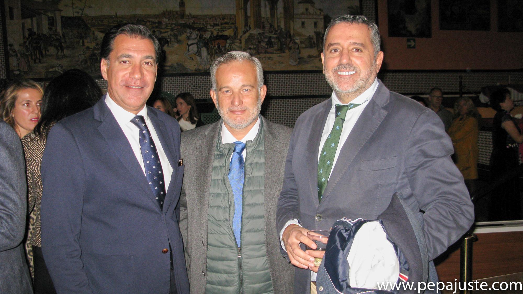 Inauguración Palacio Andaluz
